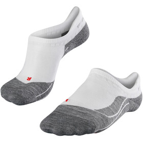 Falke RU4 Invisible Running Socks Women grey/white